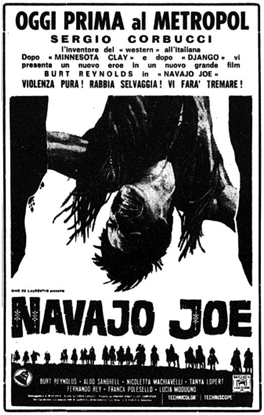 Navajo Joe - Un Dollaro a Testa - 1966 - Sergio Corbucci Navajo10