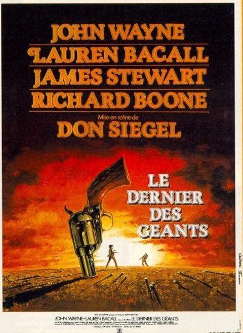 Le dernier des géants - The Shootist - 1976 - Don Siegel Ob_19810
