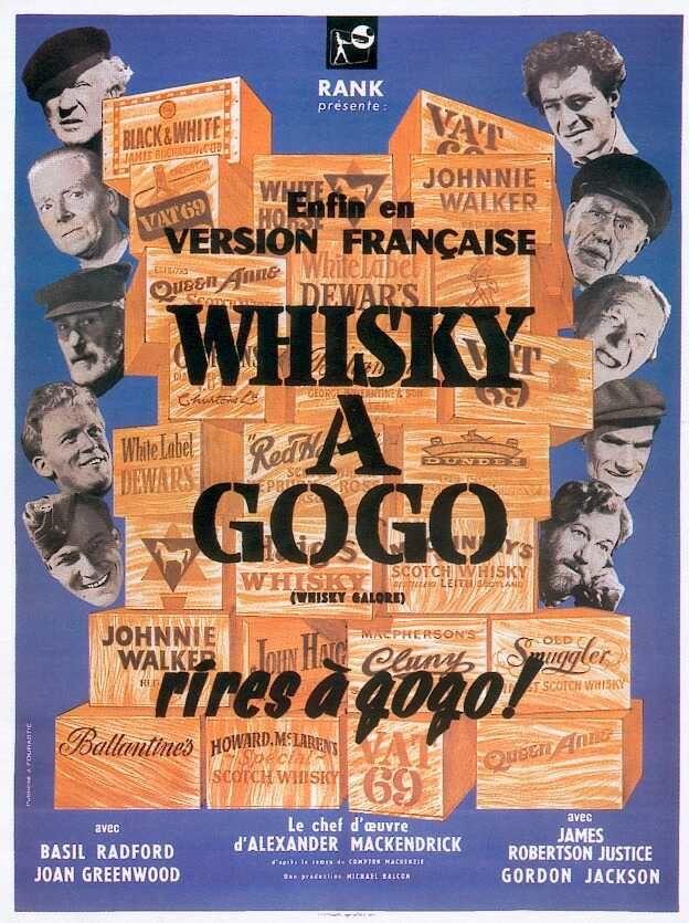 Whisky à gogo! Whisky Galore! 1949. Alexander Mackendrick. Ob_8dd10