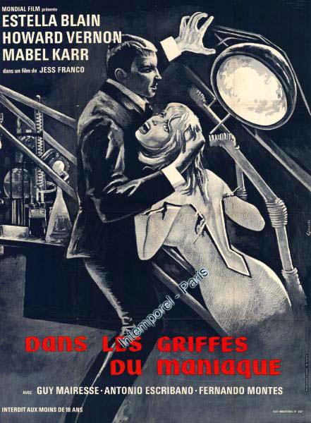 Le diabolique Docteur Z - Miss Muerte - 1966 - Jesus Franco  Origin15