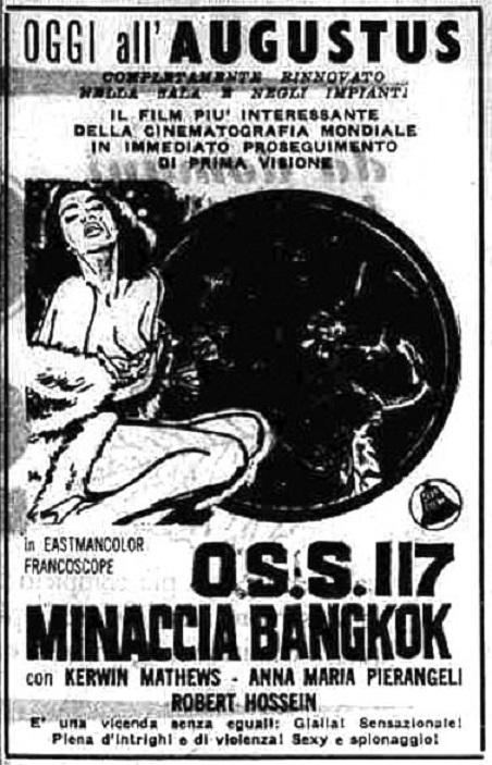 Banco à Bangkok pour OSS 117 - 1964 - André Hunebelle Oss17-10