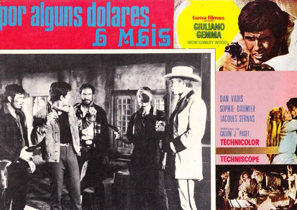 3 cavaliers pour Fort Yuma . Per Pochi Dollari Ancora . 1966 . Giorgio Ferroni. - Page 2 Per_po10