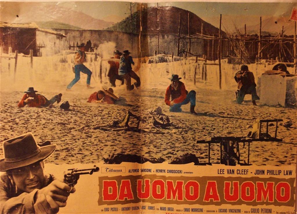 La mort était au rendez-vous - Da Uomo a Uomo - 1967 - Giulio Petroni - Page 2 Pict2811