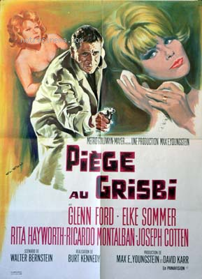 Piège au grisbi. The Money Trap. 1965. Burt Kennedy. Piege-10