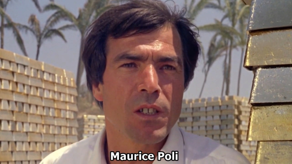 [ Second rôle ] Maurice Poli / Monty Greenwood Poli10