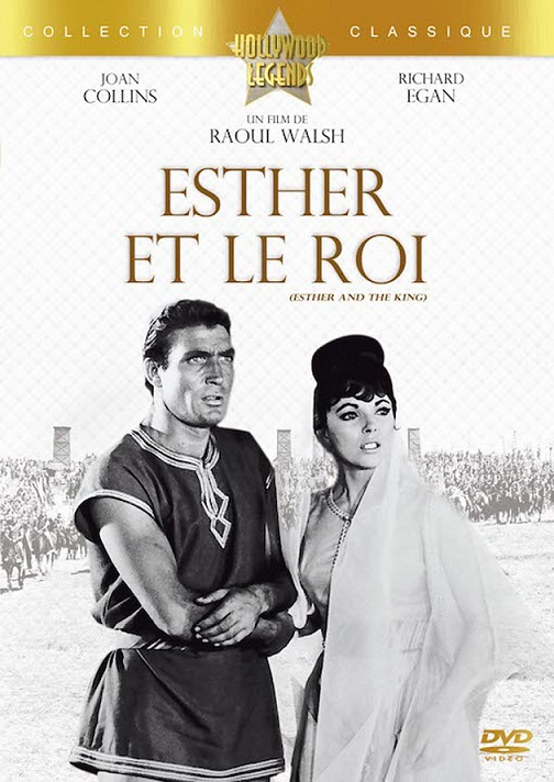 Esther et le Roi. Esther and the King. 1960.  Raoul Walsh et Mario Bava. Produc10
