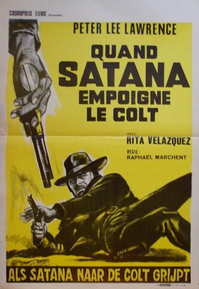 Quand Satana empoigne le colt ( Manos Torpes ) –1969- Rafael ROMERO MARCHENT - Page 2 Quand-10