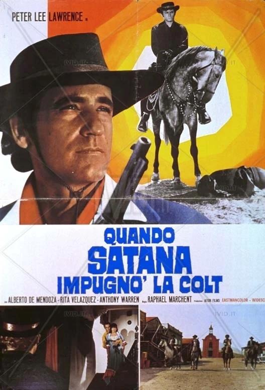 Quand Satana empoigne le colt ( Manos Torpes ) –1969- Rafael ROMERO MARCHENT - Page 2 Quando10