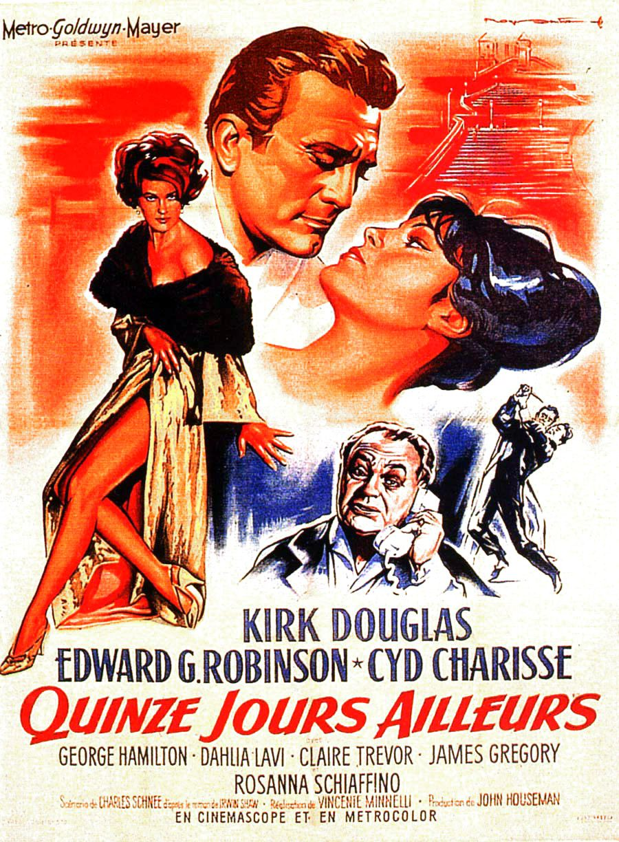 15 jours ailleurs - Two Weeks in Another Town - 1962 - Vincente Minnelli  Quinze10