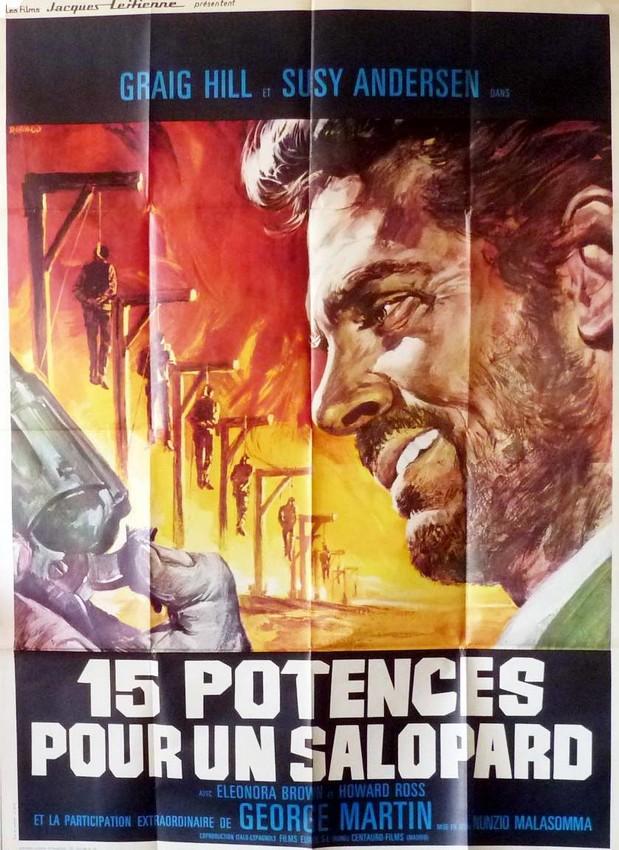 Quinze potences pour un salopard -  Quindici forche per un assassino - 1967 - Nunzio Malasomma - Page 2 Quinze11