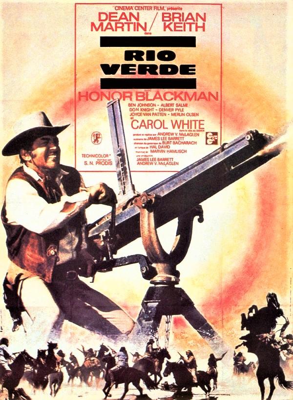 Rio Verde. Something Big. 1971. Andrew V. McLaglen. Riover10