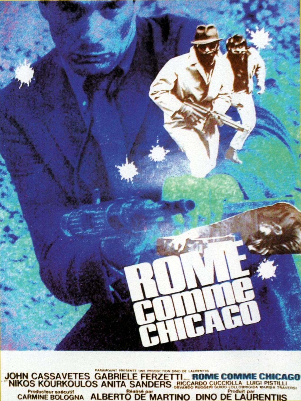 Rome comme Chicago. Roma come Chicago. 1968. Alberto De Martino. Rome-c10