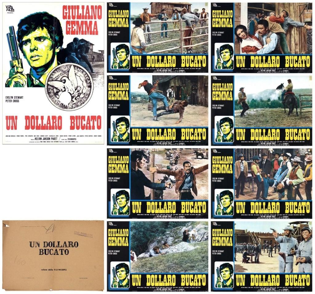 Le Dollar Troué (Un Dollaro Bucato) - 1965 - Giorgio Ferroni S-l16022
