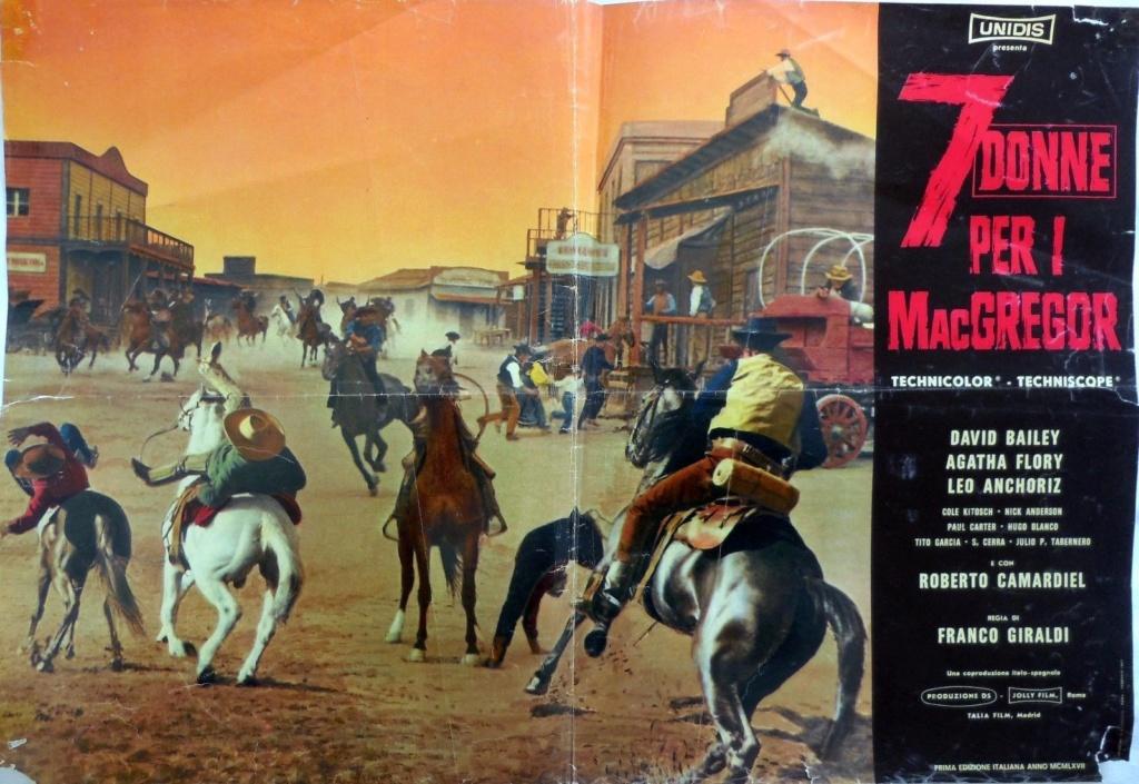 Les 7 écossais explosent - Sette donne per i McGregor - Franco Giraldi - 1966 - Page 2 S-l16024