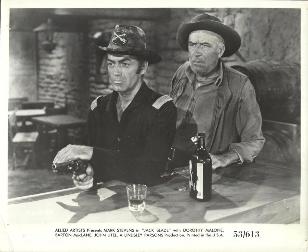 Jack Slade le damné - Jack Slade - 1953 - Harold Schuster S-l16035