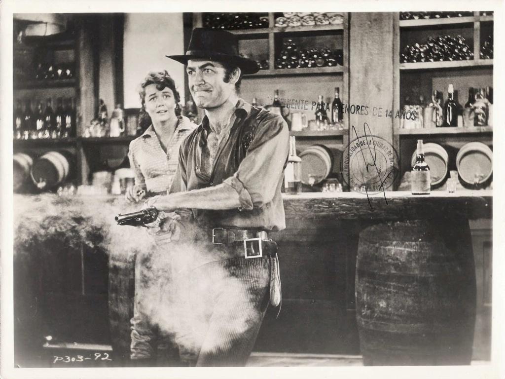 Jack Slade le damné - Jack Slade - 1953 - Harold Schuster S-l16036