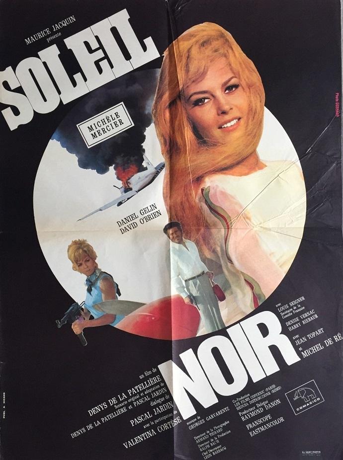 Soleil Noir - 1966 - Denys de La Patellière S-l16042