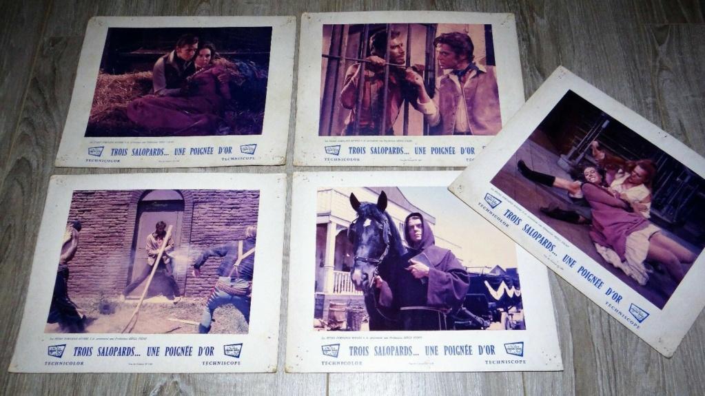 Trois salopards, une poignée d'or ( La piu grande rapina del west ) –1967- Maurizio LUCIDI S-l16086