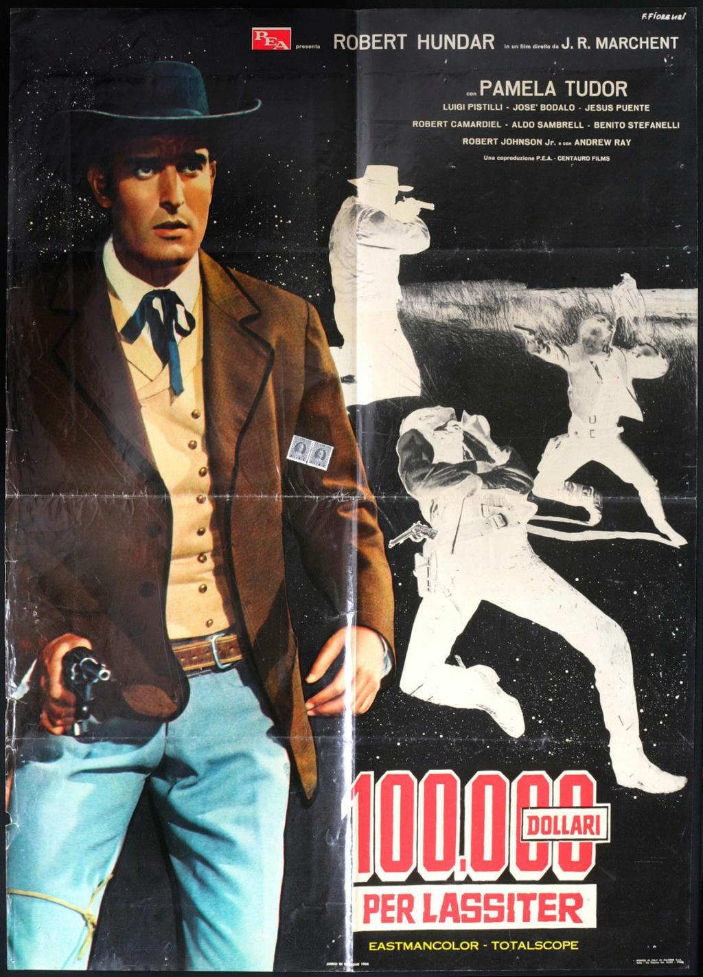 100.000 dollars pour Lassiter - 100.000 dollari per Lassiter - 1965 - Joaquín Luis Romero Marchent S-l16091