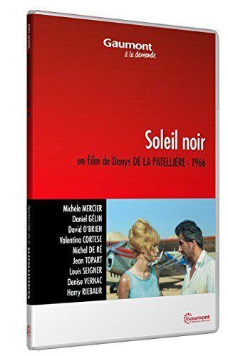 Soleil Noir - 1966 - Denys de La Patellière S-l50012