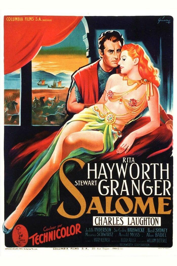 Salomé. Salome. 1953. William Dieterle. Salomz10