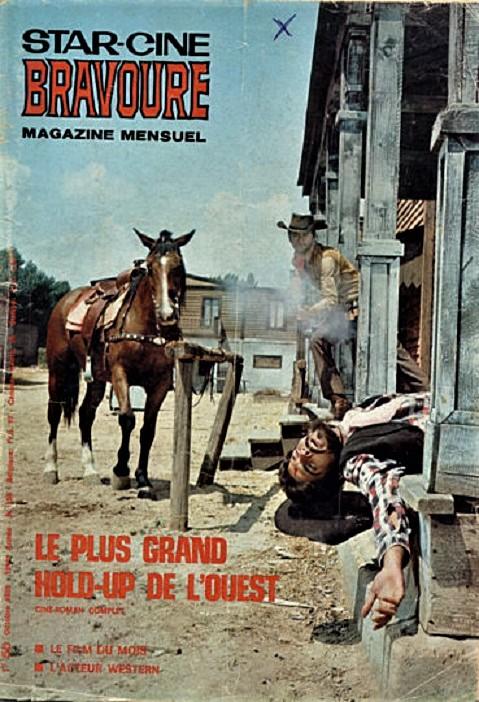 Trois salopards, une poignée d'or ( La piu grande rapina del west ) –1967- Maurizio LUCIDI Scb_c110