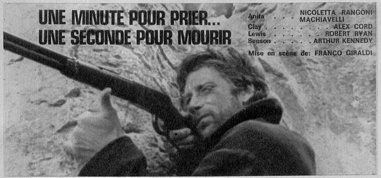 Une minute pour prier, une seconde pour mourir ( Un minuto per pregare, un instante per morire ) –1967- Franco GIRALDI - Page 2 Sct_c110