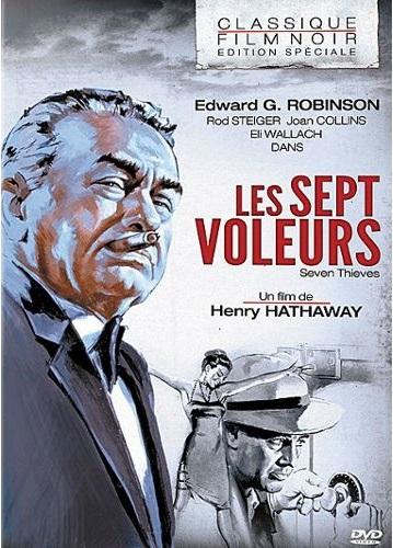 Les Sept Voleurs - Seven Thieves - Henry Hathaway - 1960 Sept-v10