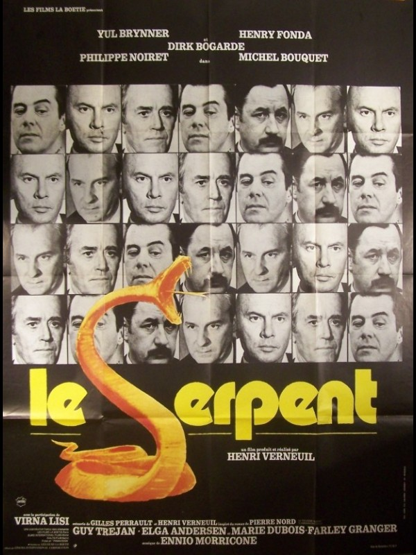 Le Serpent - Night Flight from Moscow - 1973 - Henri Verneuil Serpen10