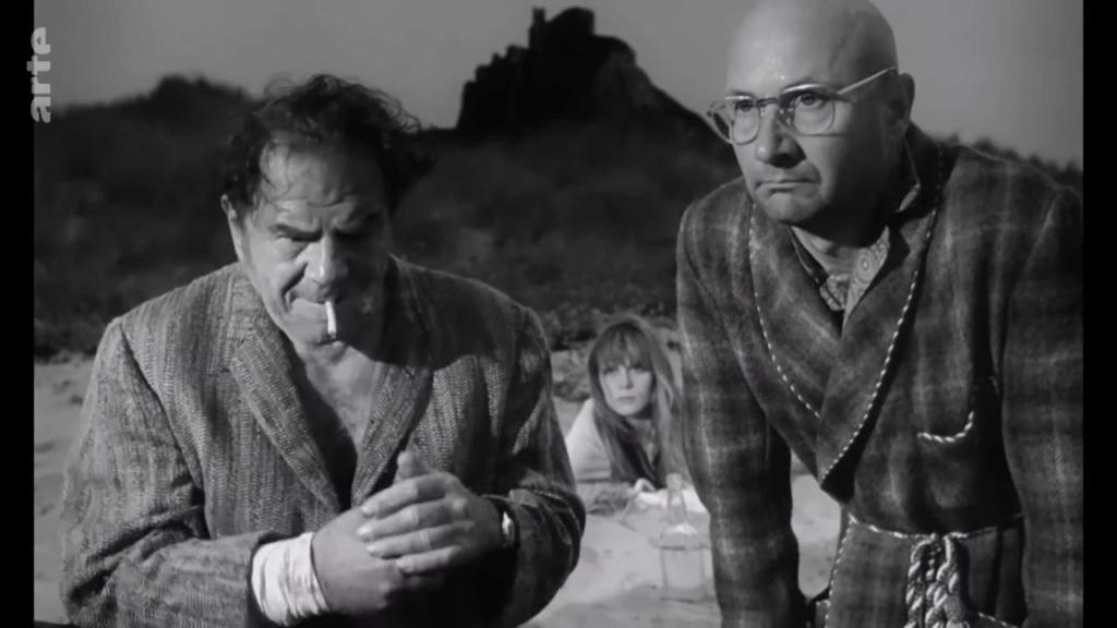 Cul-de-sac. 1966. Roman Polanski. Snapsh17