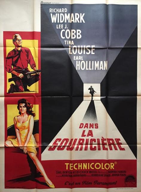 Dans la souricière. The Trap. 1959. Norman Panama. Souric10