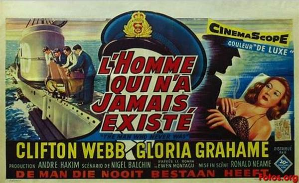 L'Homme qui n'a Jamais Existé - The Man Who Never Was - 1955 - Ronald Neame Th10
