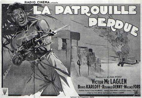La Patrouille perdue. The Lost Patrol. 1934. John Ford. Th17