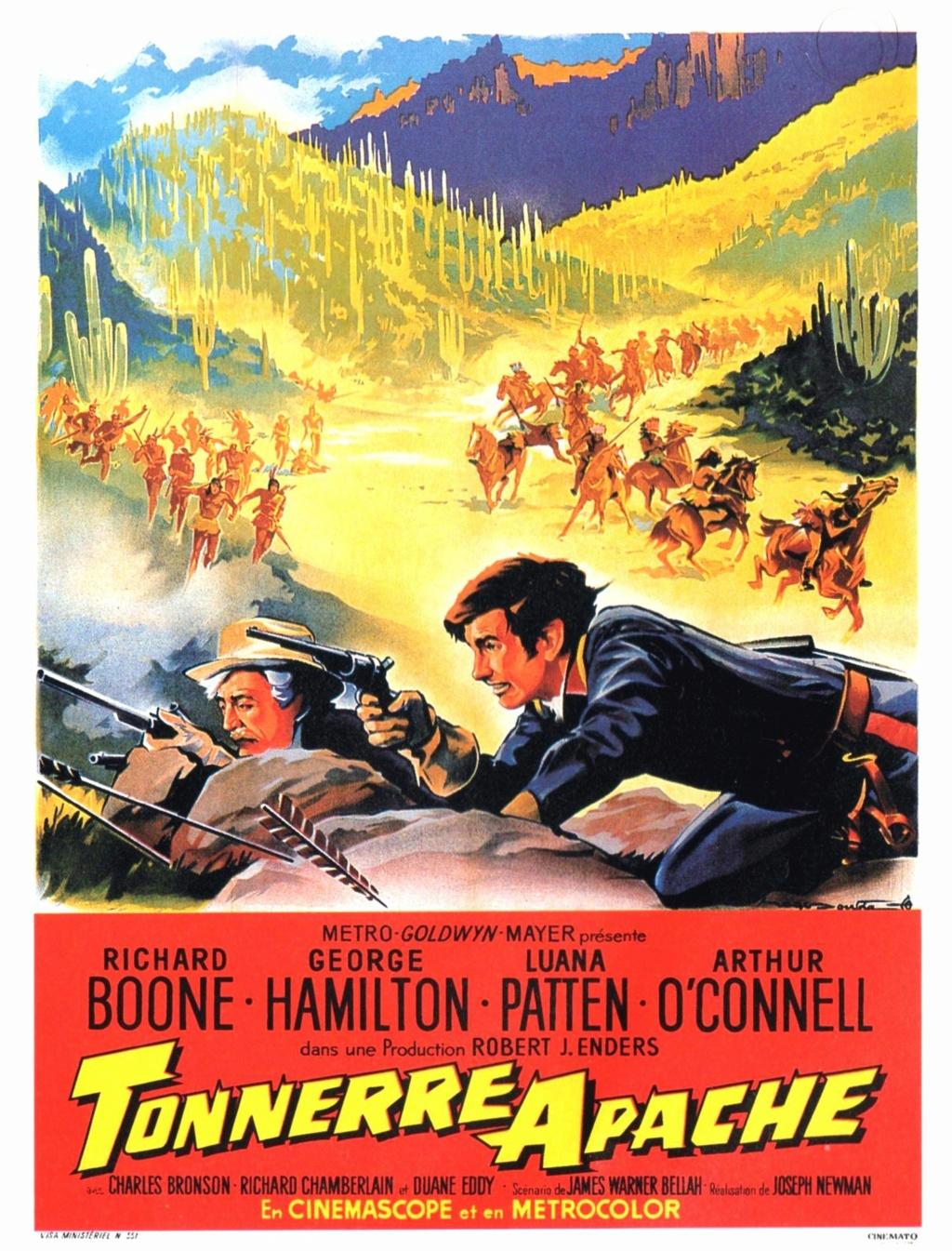 Tonnerre Apache - A Thunder of Drums - 1961 - Joseph Newman  Tonner10
