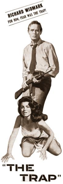 Dans la souricière. The Trap. 1959. Norman Panama. Trap10