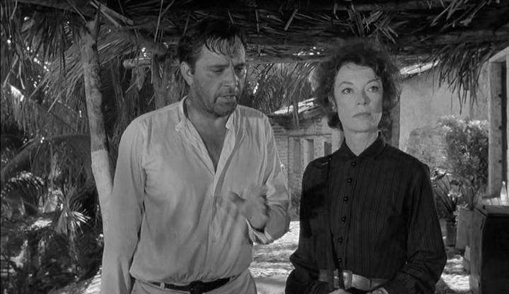 La Nuit de l'iguane. The Night of the Iguana. 1964. John Huston. Vlcs1180