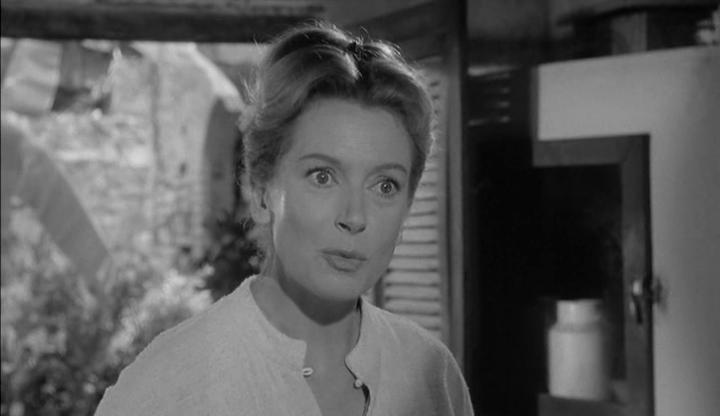 La Nuit de l'iguane. The Night of the Iguana. 1964. John Huston. Vlcs1181