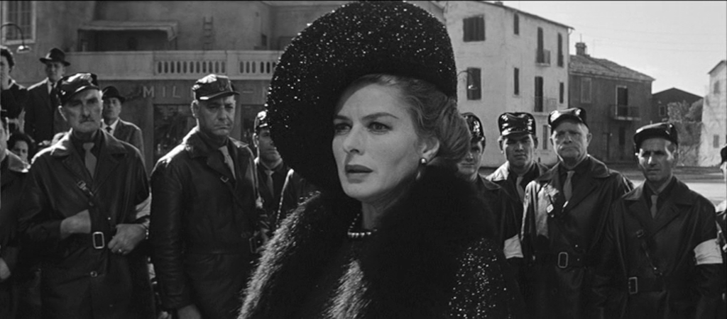 La Rancune. The Visit. 1964. Bernhard Wicki. Vlcs1226