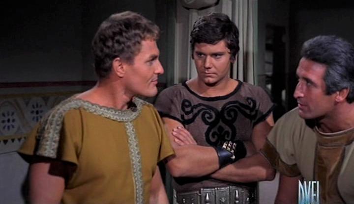 Les Trois Centurions. I tre centurioni. 1964. Roberto Mauri. Vlcsn129