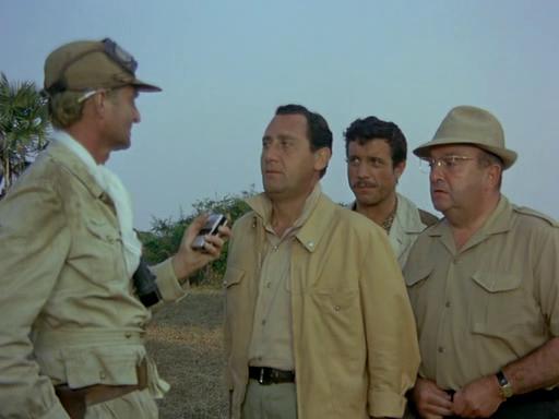 Nos héros réussiront-ils à retrouver leur ami mystérieusement disparu en Afrique ? -1968- E Scola Vlcsn194