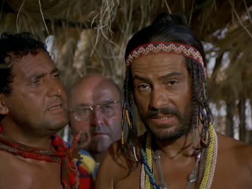 Nos héros réussiront-ils à retrouver leur ami mystérieusement disparu en Afrique ? -1968- E Scola Vlcsn195
