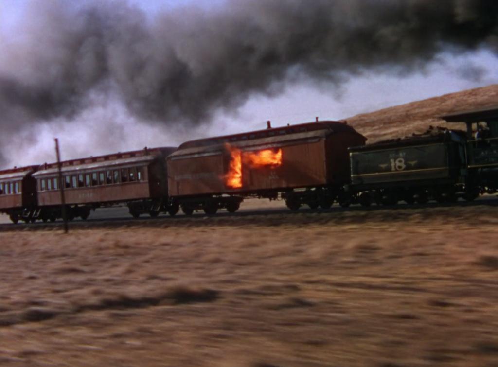 Les Conquérants. Dodge City. 1939. Michael Curtiz. Vlcsn278