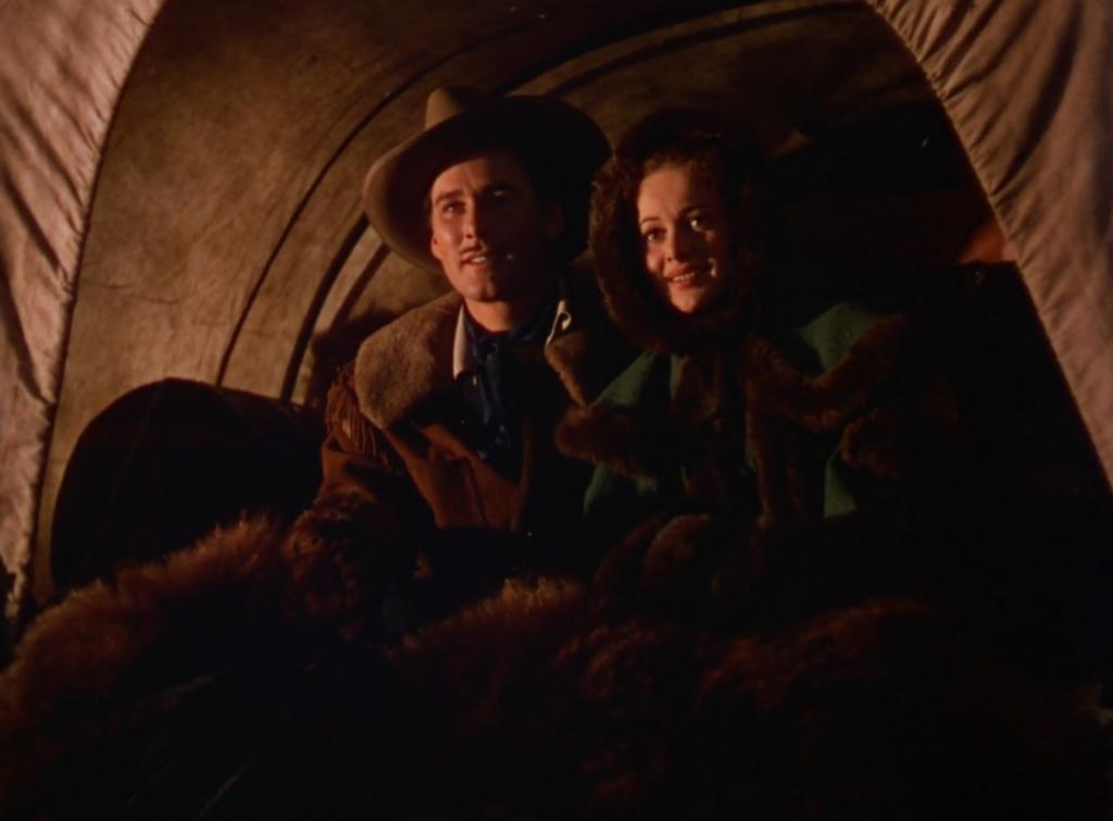 Les Conquérants. Dodge City. 1939. Michael Curtiz. Vlcsn280