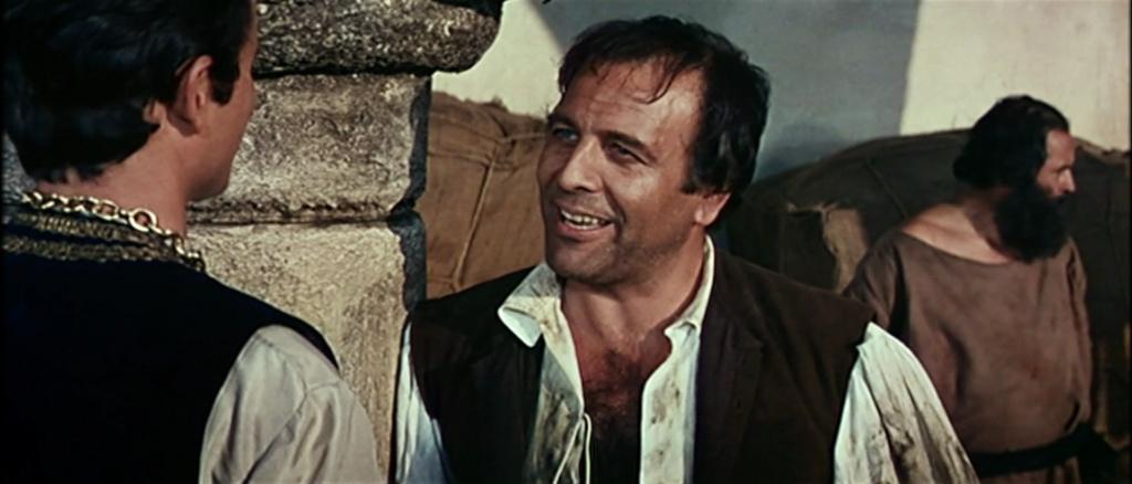 Les aventures extraordinaires de Cervantès. Cervantes. 1967.  Vincent Sherman . Vlcsn316