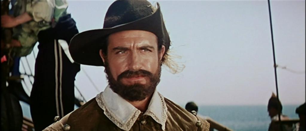 Les aventures extraordinaires de Cervantès. Cervantes. 1967.  Vincent Sherman . Vlcsn320