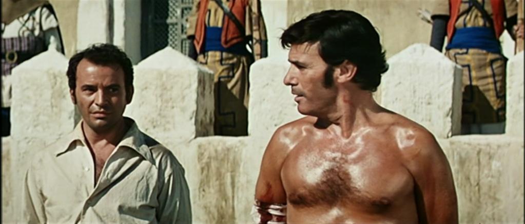 Les aventures extraordinaires de Cervantès. Cervantes. 1967.  Vincent Sherman . Vlcsn323