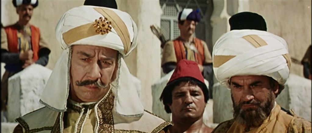 Les aventures extraordinaires de Cervantès. Cervantes. 1967.  Vincent Sherman . Vlcsn324