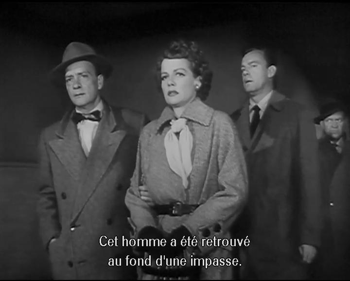 Dans l'ombre de San Francisco - Woman on the run - Norman Foster - 1950 Vlcsn387
