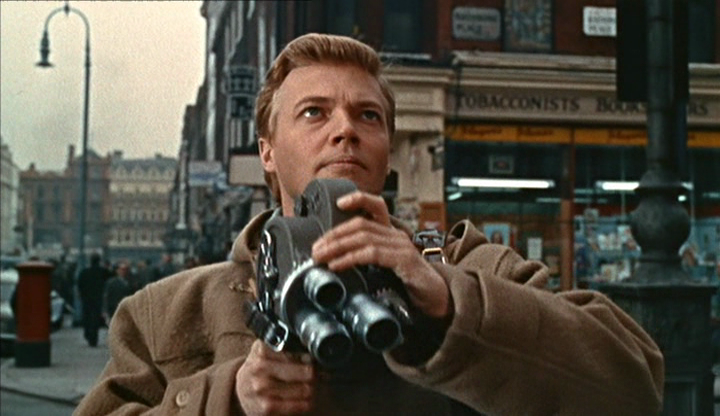 Le Voyeur. Peeping Tom. 1960. Michael Powell. Vlcsn440