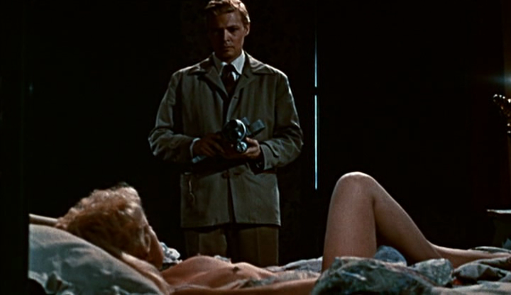 Le Voyeur. Peeping Tom. 1960. Michael Powell. Vlcsn442